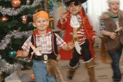 новогодние конкурсы для детей, конкурсы на новый год для детей