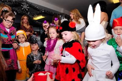 игры на новый год для детей, конкурсы для детей на новый год