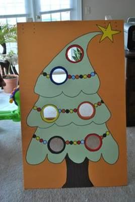 новогодние конкурсы, новый год игры для детей