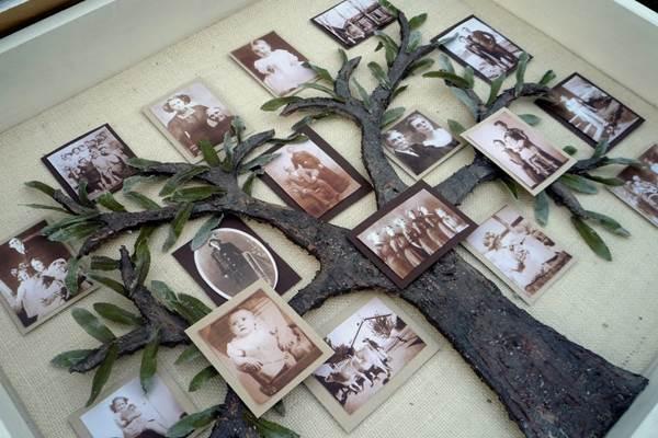 родословное дерево шаблон, создание родословной