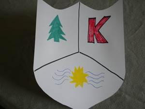 герб семьи своими руками для садика, как сделать герб семьи своими руками