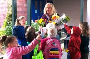 подарки на День учителя, праздник День учителя