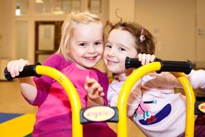 здоровьесбережение в детском саду