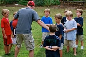 игры знакомства для детей в доу