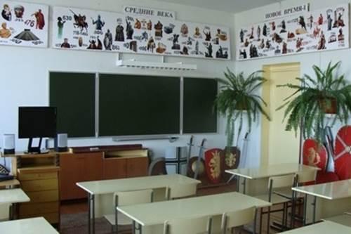 Фото кабинет истории в школе своими руками
