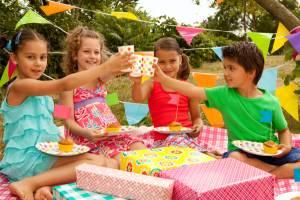 интересные конкурсы для детей, лучшие конкурсы на день рождения