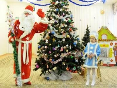 новый год игры для детей, смешные конкурсы на новый год для детей