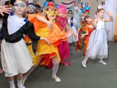 детские игры на новый год, детские конкурсы на новый год