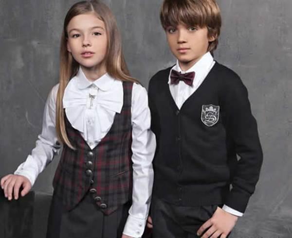 школьная модная одежда, модная школьная форма фото