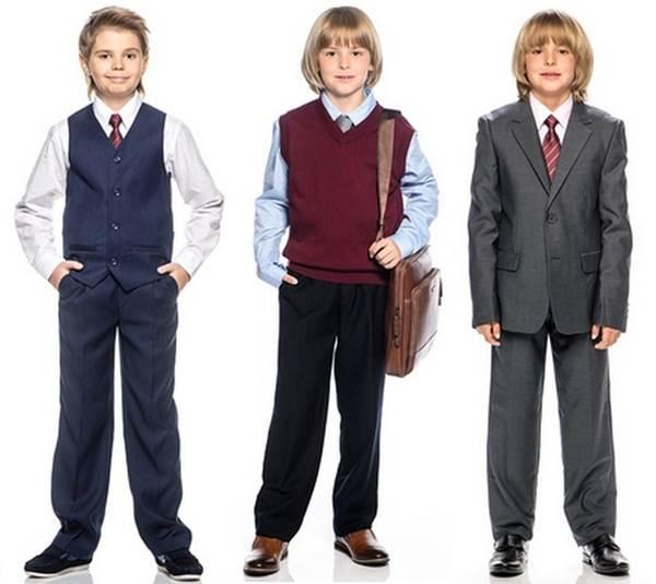 модная одежда в школу, школьная мода для мальчиков