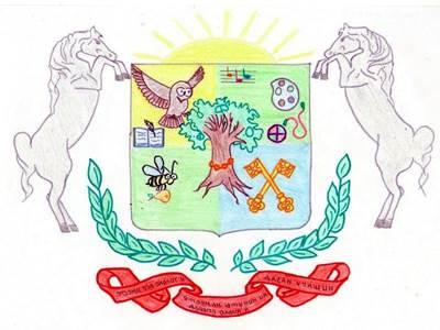 как нарисовать герб семьи для школы