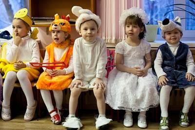 утренник в детском саду картинки