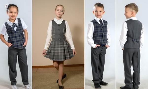 одежда для первоклассника, одежда для первоклассницы