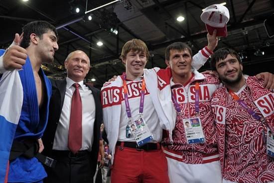 олимпиады история