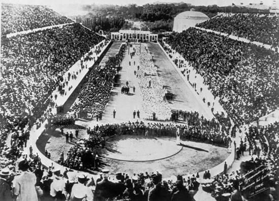 олимпиада первая