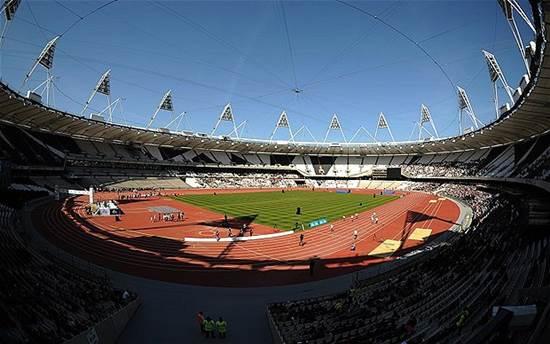 начало олимпийских игр