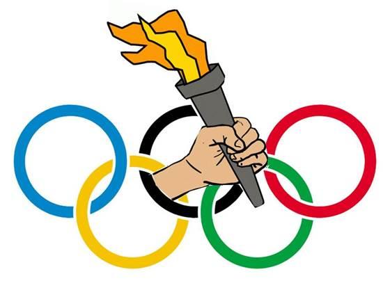 олимпийские кольца картинки