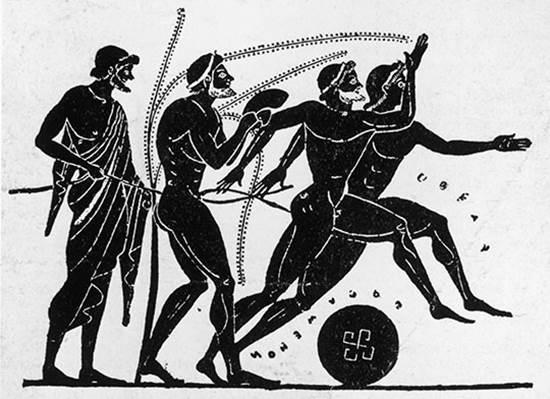 история возникновения олимпийских игр