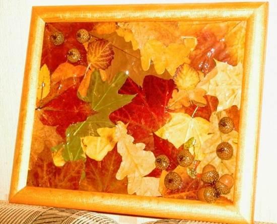 Осенние поделки в детский сад своими руками