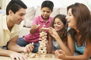 игры для семейного праздника