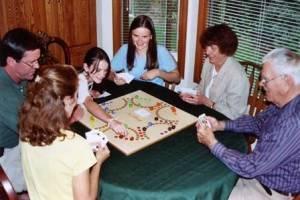 семейные игры и конкурсы