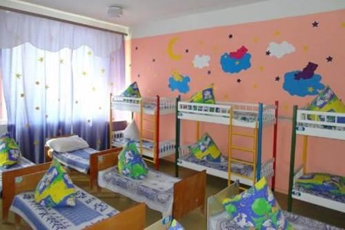 тихий час в детском саду