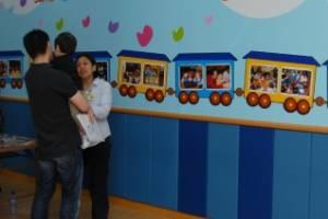 стенды для детских садов, демонстрационные стенды