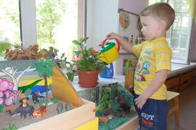 уголок дежурства в детском саду своими руками