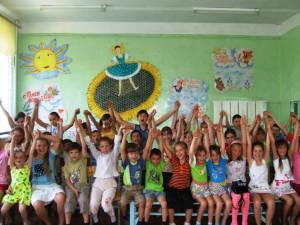 Картинки оформление осеннего школьного лагеря
