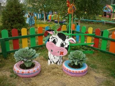 Поделки для детских площадок детского сада своими руками