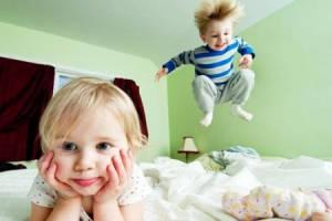 Как угомонить ребенка