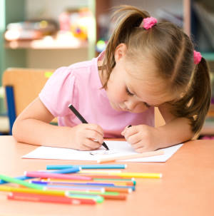 ребенок не слушает учителя на уроке