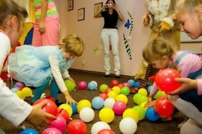 Конкурсы для детей 3 лет на день рождения на улице