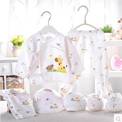 Одежда новорожденному на первое время