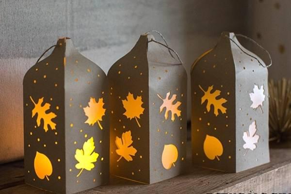 интересные поделки своими руками про осень