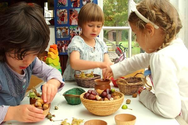детские поделки на тему осень своими руками