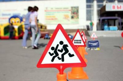 детям о правилах дорожного движения