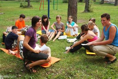 психологические тренинги для детей знакомство