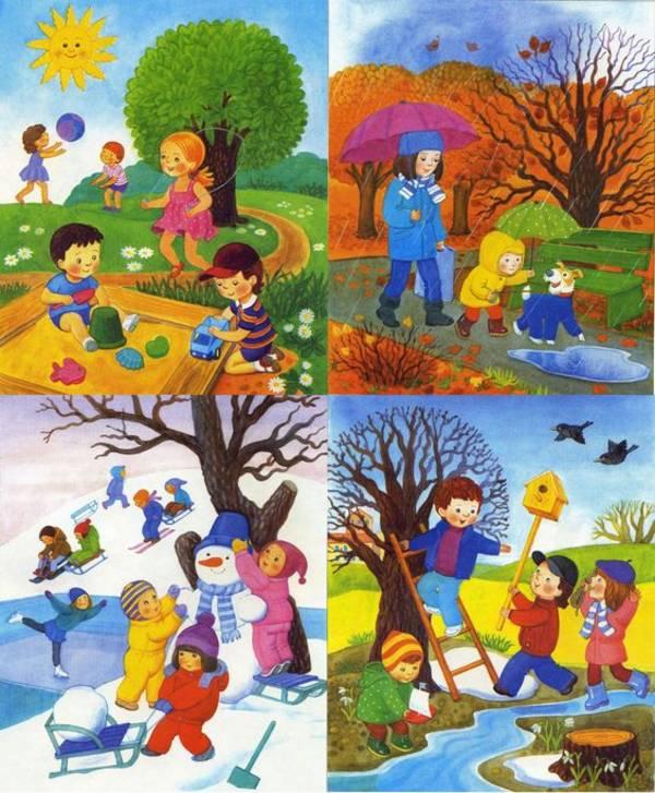 Зимние стихотворения для детей сборник  Детские стихи
