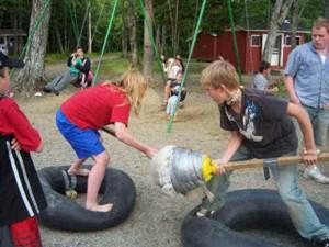 мероприятие для детей в лагере знакомство