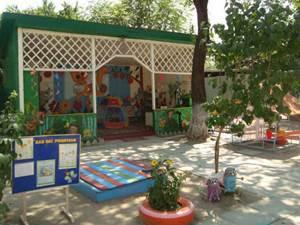 Поделки своими руками для площадки в детском саду фото фото 468