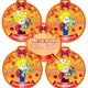 Медальки для детей к 1 сентября