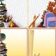 Школьные фоны для оформления уголков школы, класса