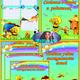 """Шаблоны для оформления детской группы """"Пчёлки"""" (""""Пчёлка"""") ча..."""