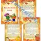 Папка-передвижка Игры для детей осенью