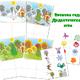 Дидактическая игра для детей - Времена года (Вариант 2)