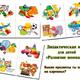 Дидактическая игра для детей - Развитие внимания