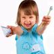Как чистить зубы ребенку?