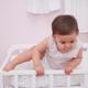 Как помочь малышу перейти от колыбели к кроватке?