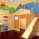Игровые зоны в детском саду (оформление группы)